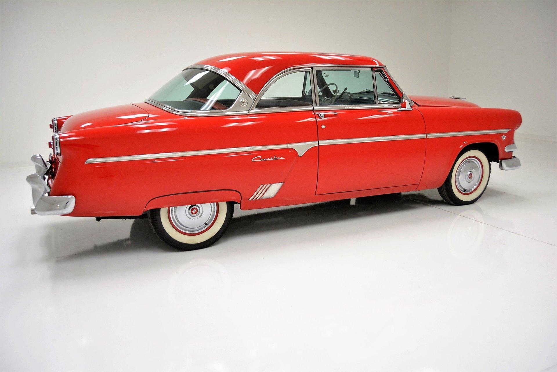 1954 Ford Crestline Classic Auto Mall Cars For Sale