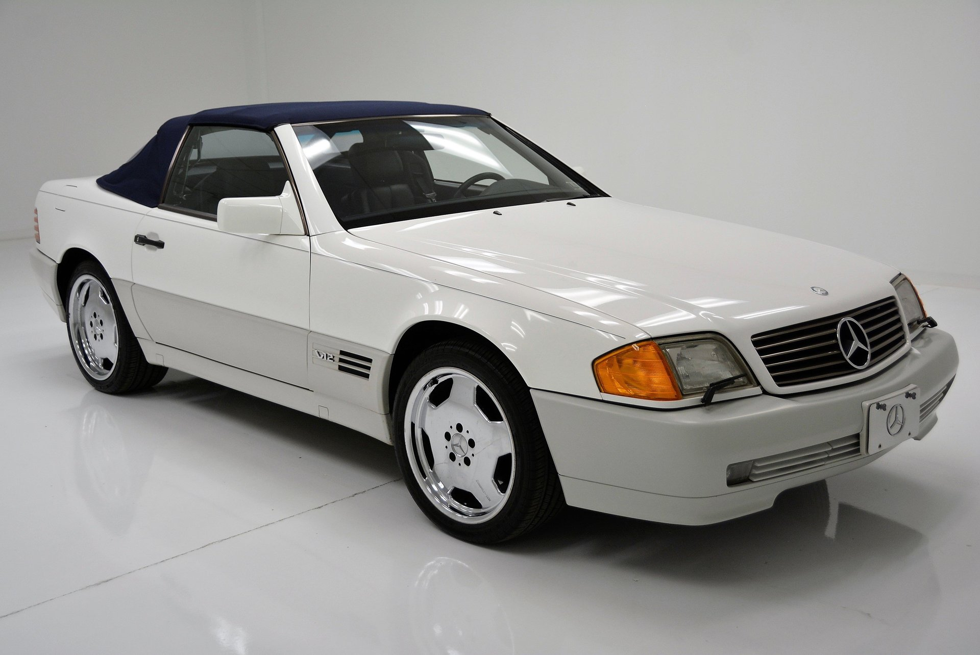 1994 mercedes benz sl600 classic auto mall. Black Bedroom Furniture Sets. Home Design Ideas