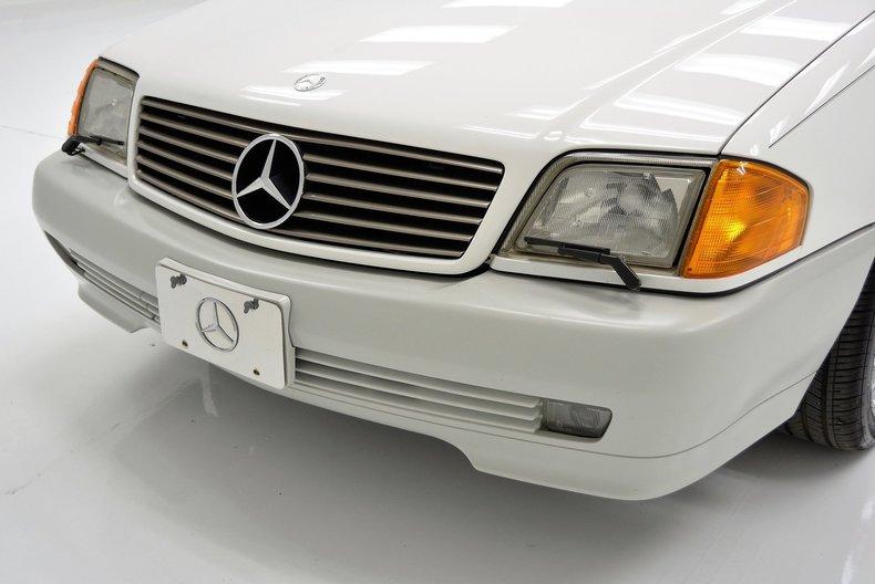 1994 Mercedes-Benz SL600