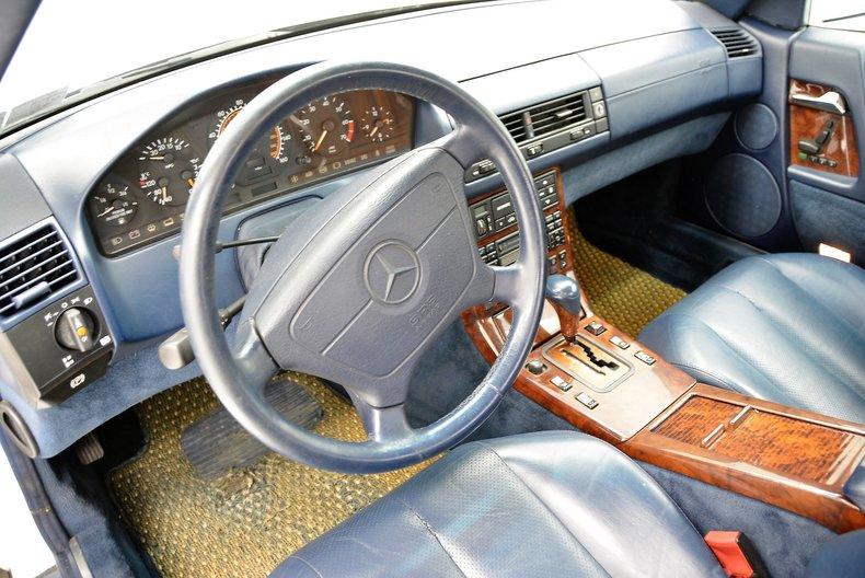1994 Mercedes-Benz 600 SL