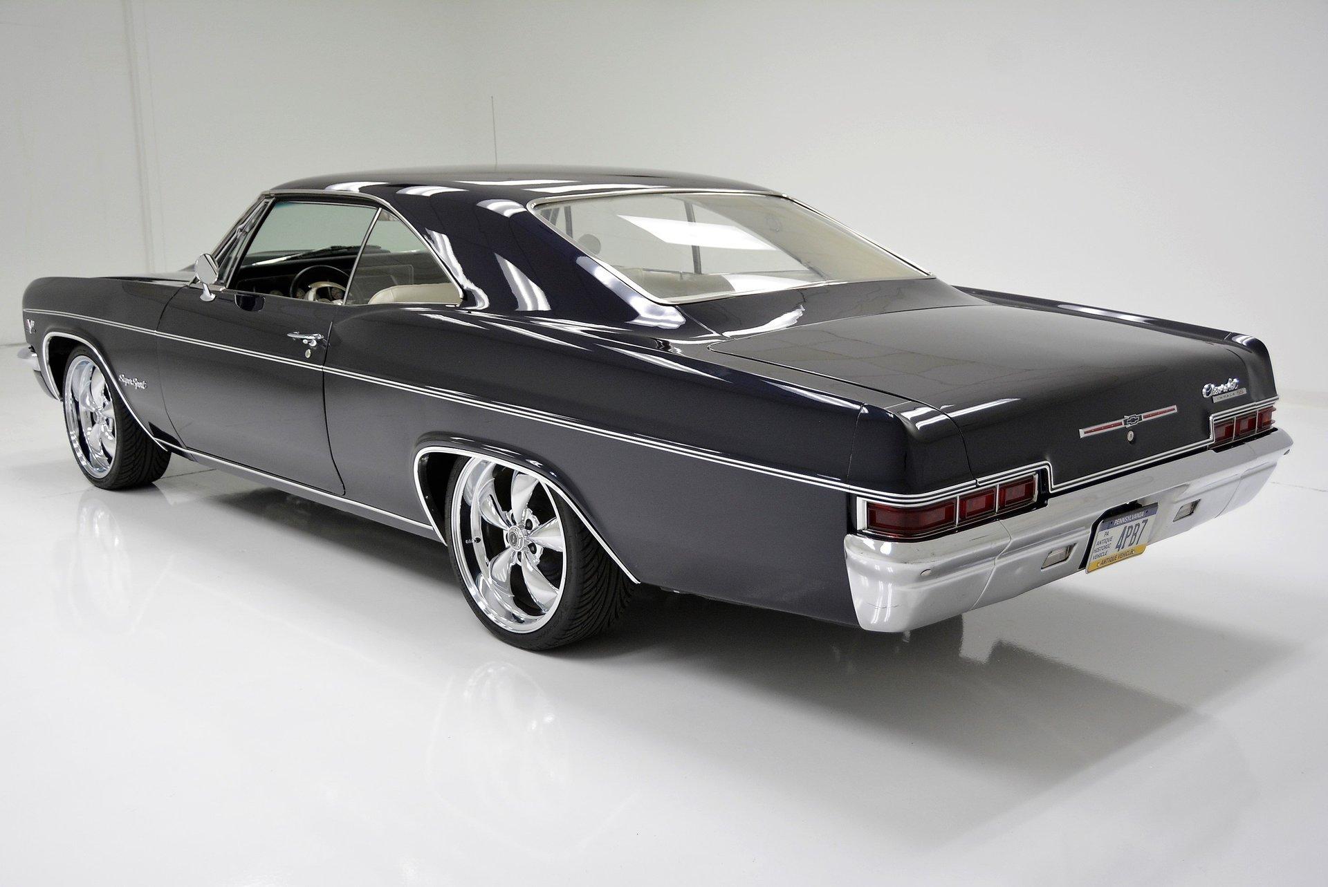 1966 Chevrolet Impala Ss Classic Auto Mall Chevy Suspension