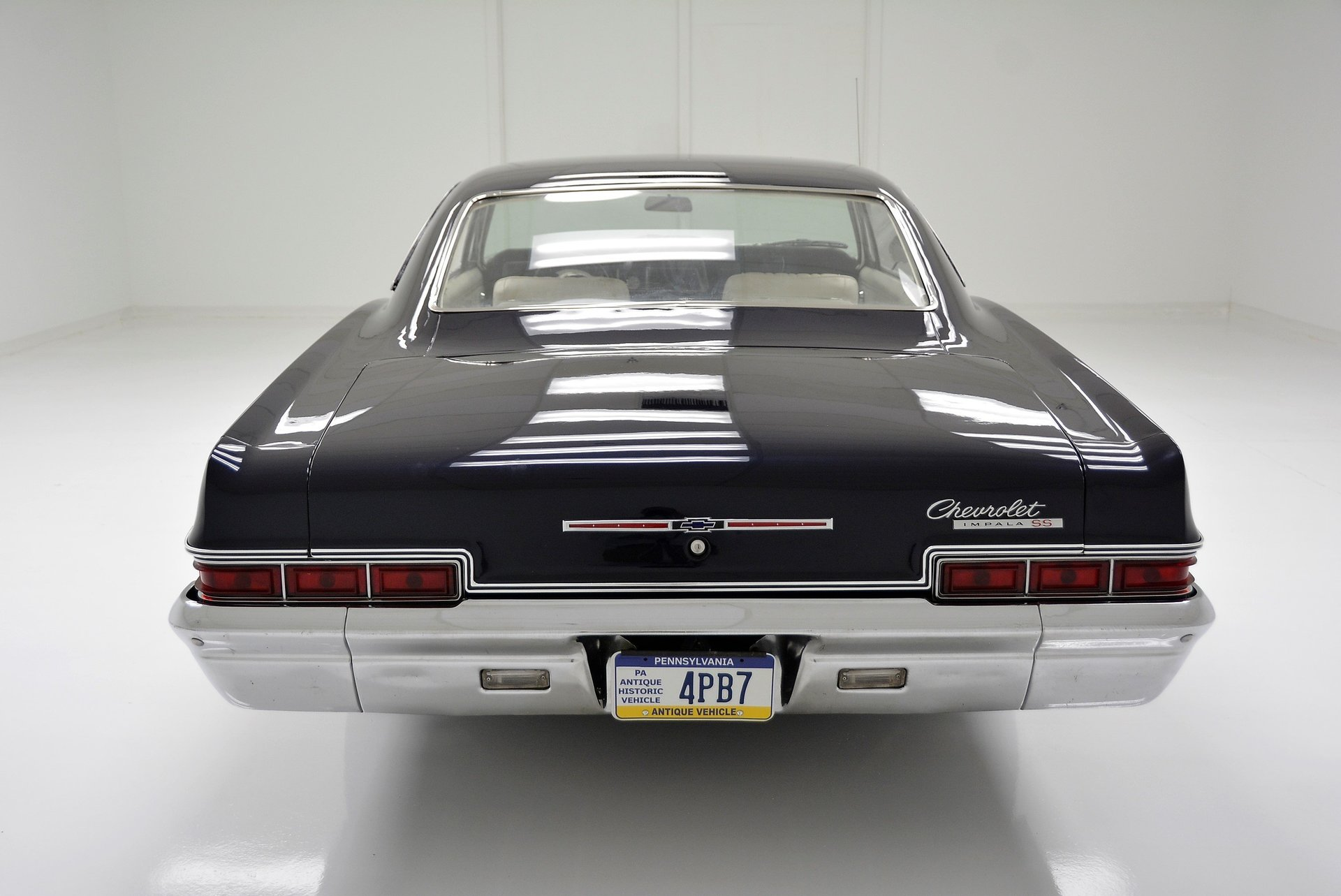 1966 Chevrolet Impala Ss Classic Auto Mall Chevy Suspension Aspect Ratio Gallery More Images