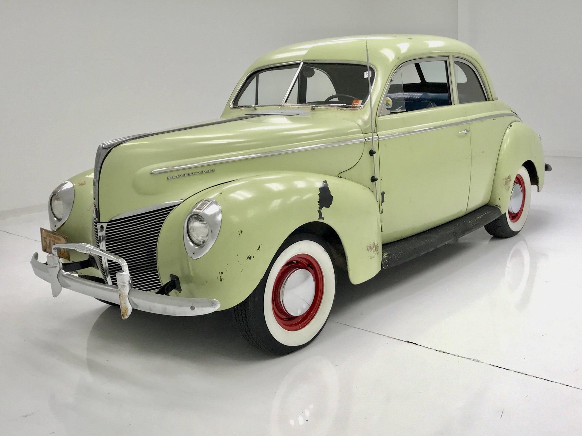 1940 Mercury Eight