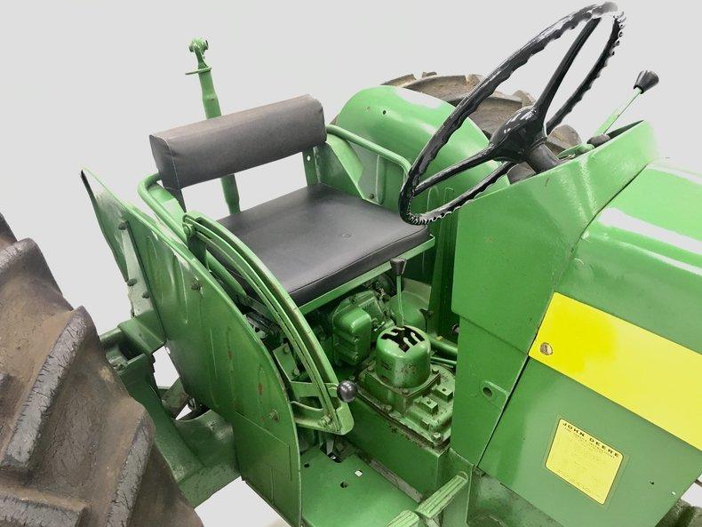 1959 John Deere 430 U Tractor