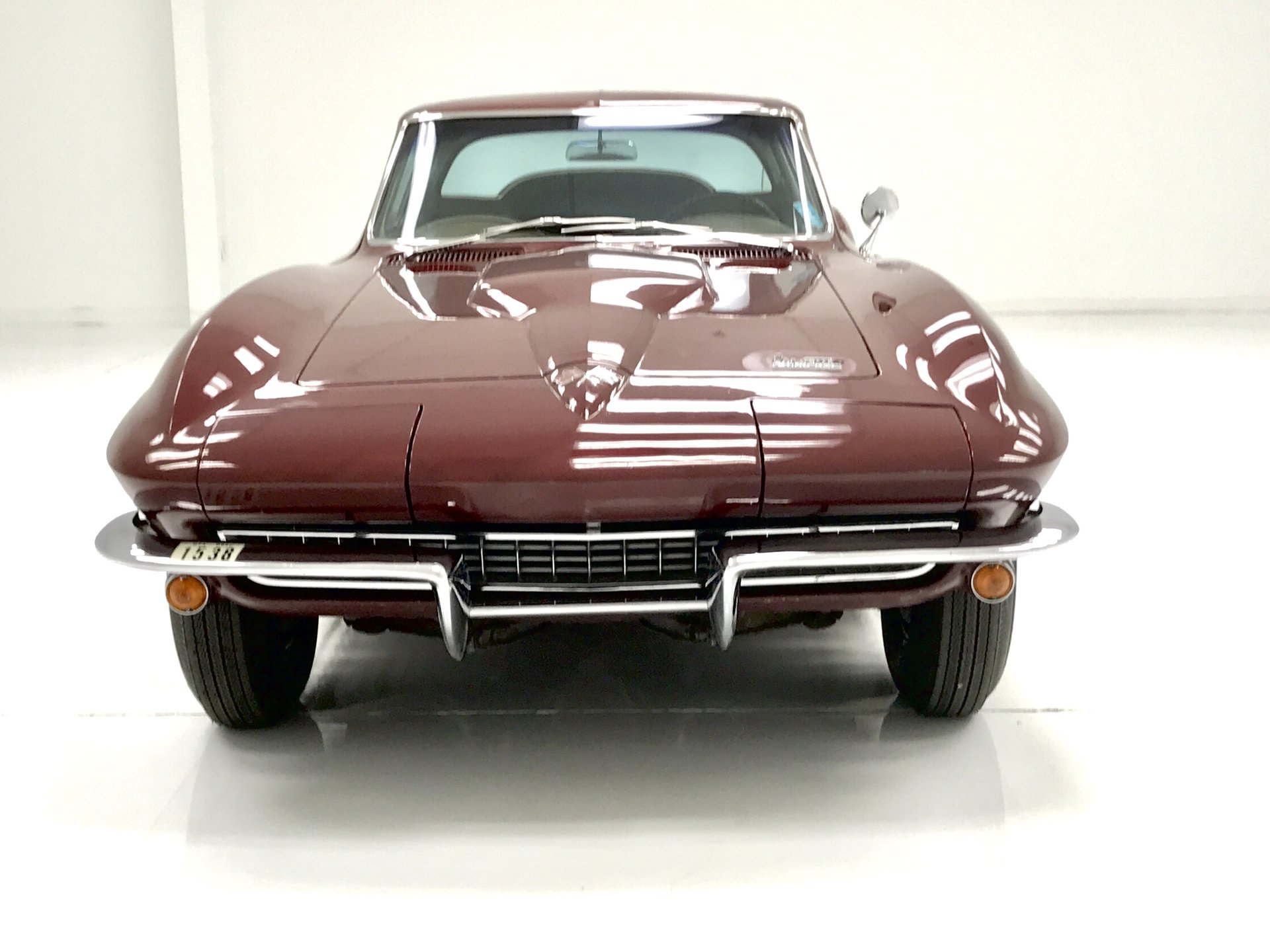 1966 Chevrolet Corvette Coupe For Sale 92399 Mcg
