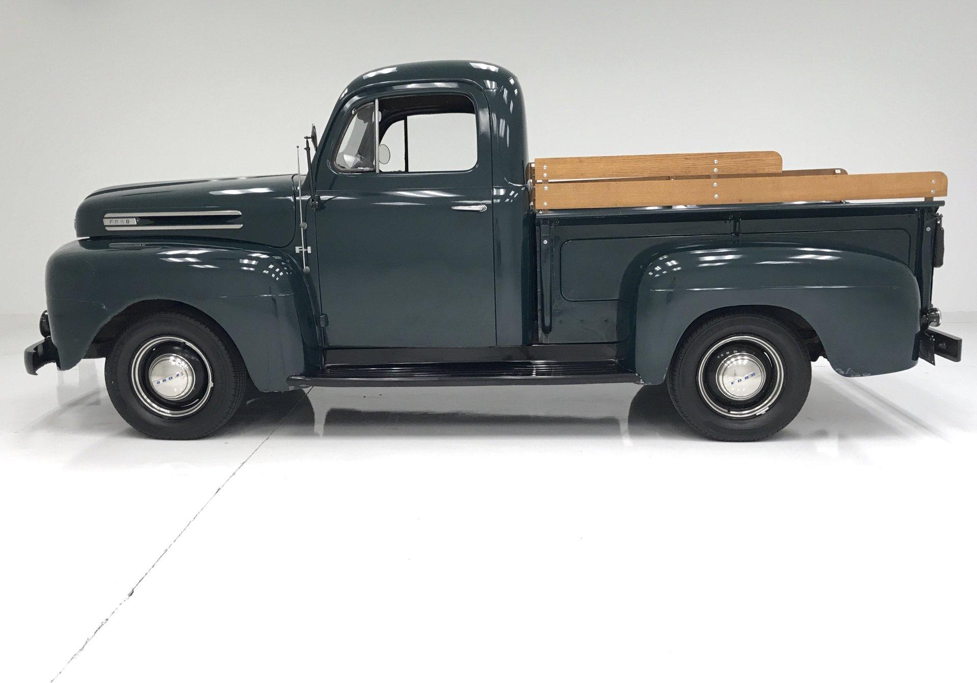 1948 Ford F1 Classic Auto Mall Truck Flathead 6 Pickup