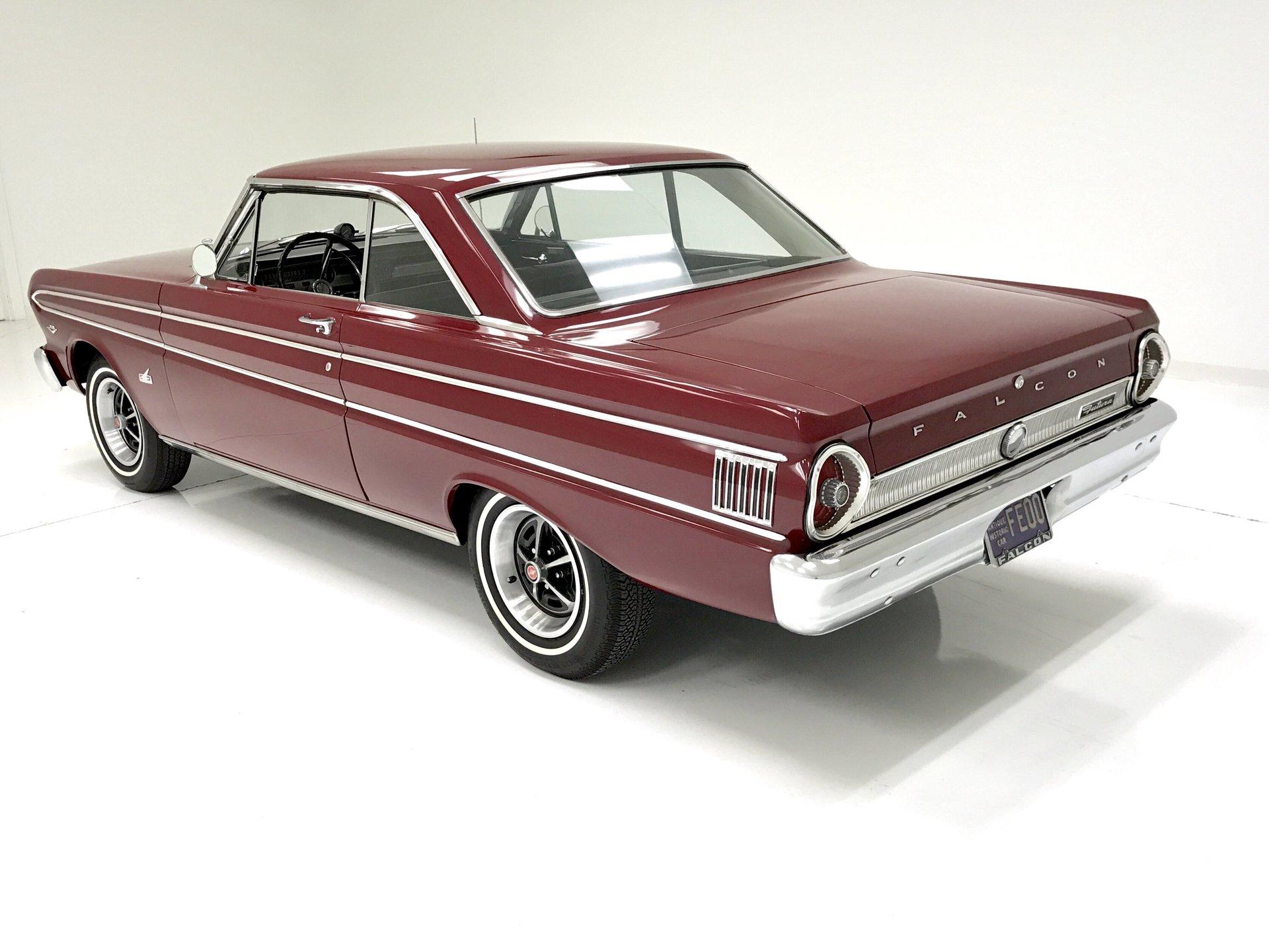 1964 Ford Falcon Berlin Motors Futura For Sale