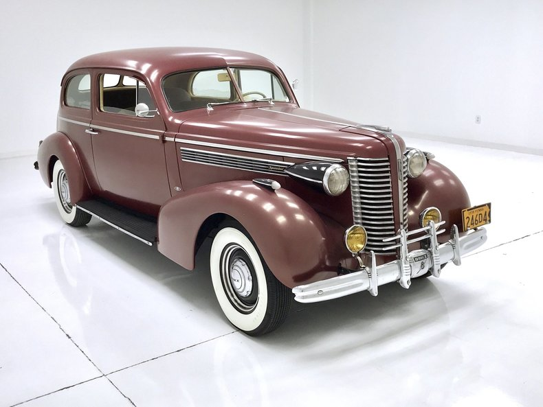 794 | 1938 Buick Special | Classic Auto Mall