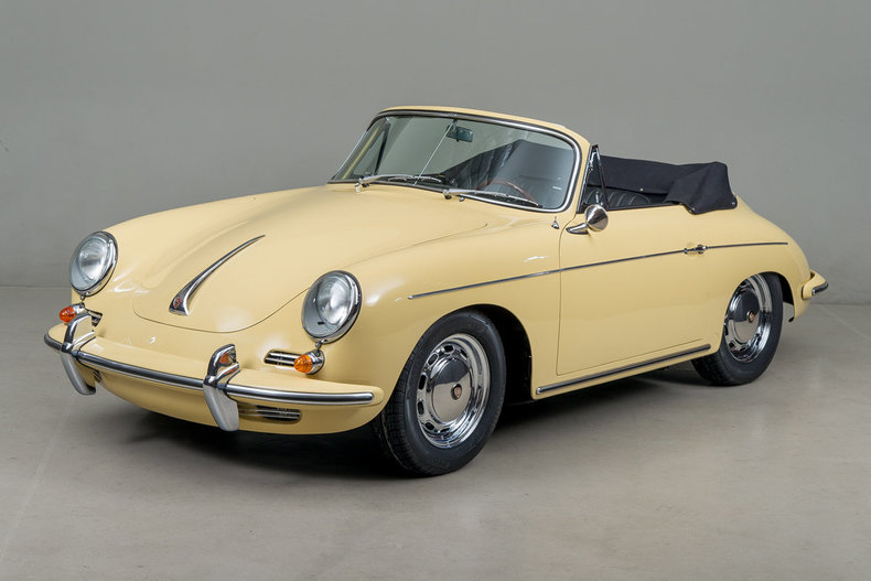 1965 Porsche 356 Cabriolet_5300