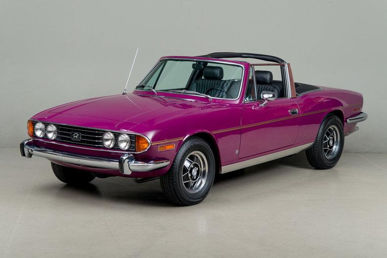 1973 Triumph Stag Mk2_5313