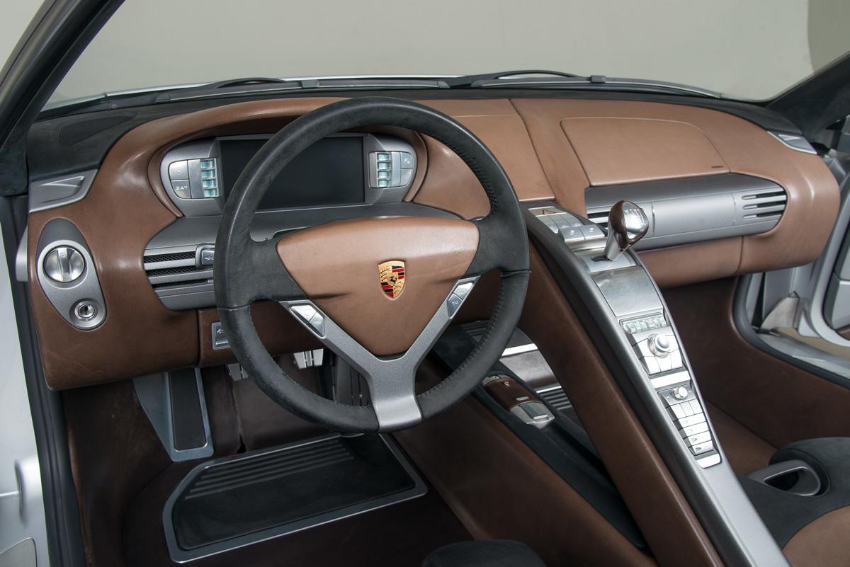 2000 Porsche Carrera GT Prototype , SILVER, VIN 9R3/M 001