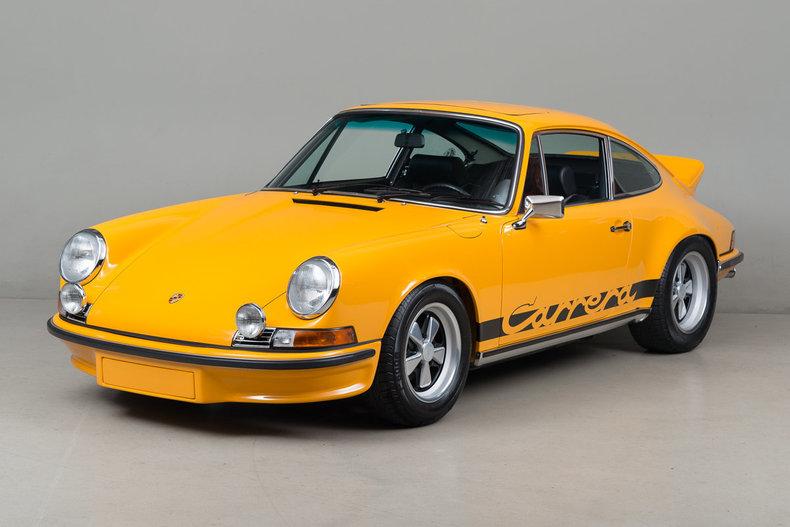 1973 Porsche 911 2.7 RS Touring  _5383