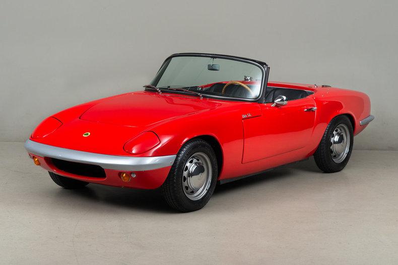1965 Lotus Elan Series 2 _5384