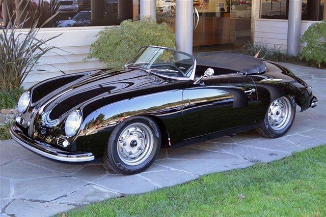 1956 Porsche 356 Speedster _4814