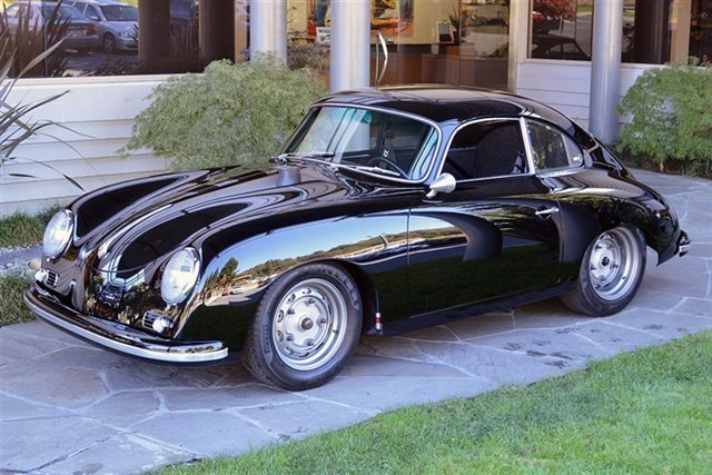 1958 Porsche 356 Sunroof Coupe Sunroof Coupe_4815