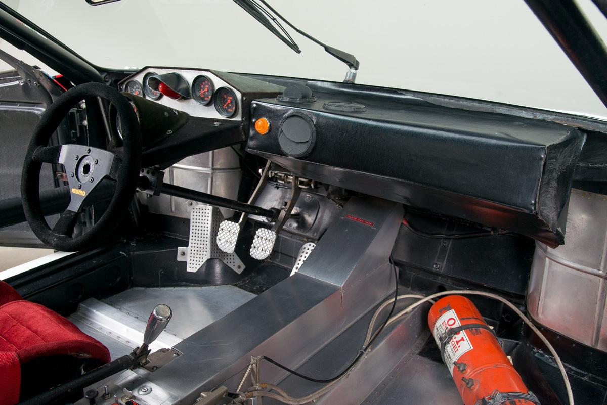 1979 Lancia Beta Monte Carlo Turbo , WHITE, VIN 1003