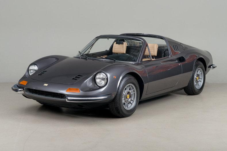 1973 Ferrari Dino 246 GTS _5440