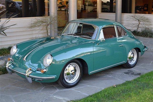 1963 Porsche 356 B_4877
