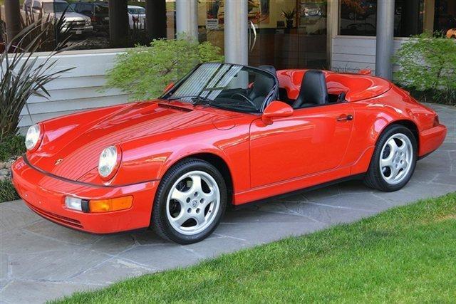 1994 Porsche 911 Speedster_4908