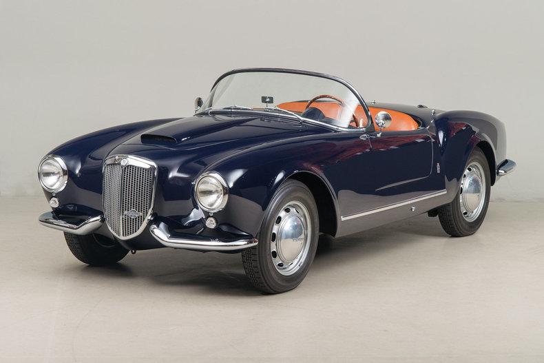 1955 Lancia Aurelia B24S Spider America_5571