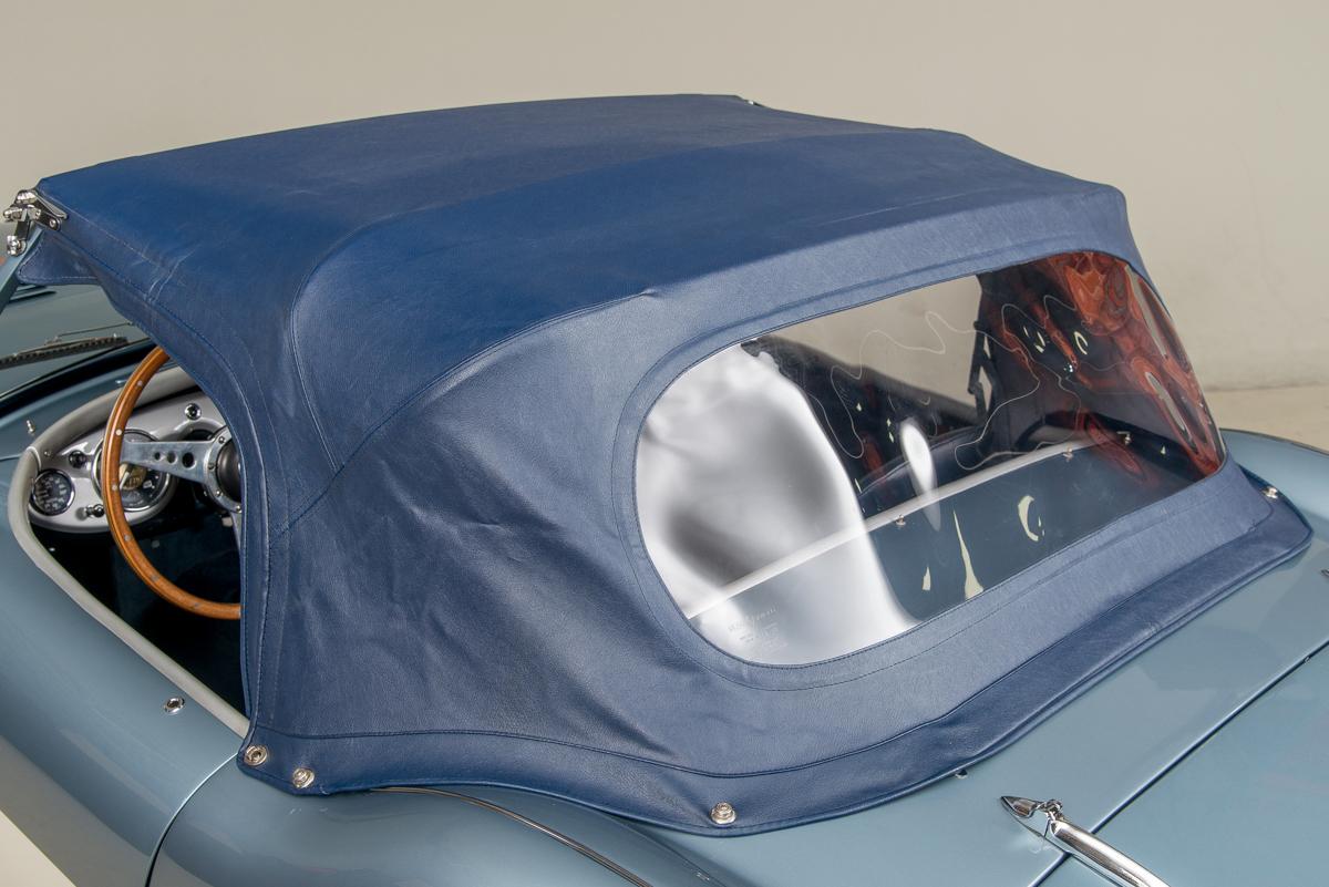 1956 Austin-Healey 100 M,  BLUE, VIN BN2L231790, MILEAGE 15226