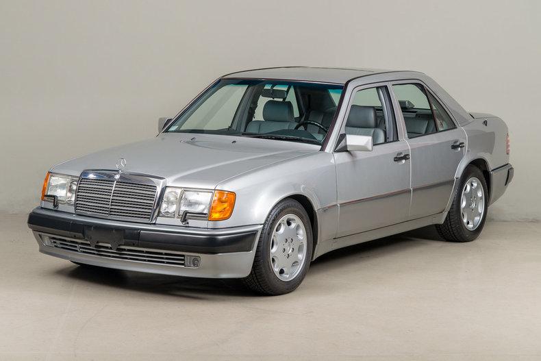 1992 Mercedes-Benz 500E _5603