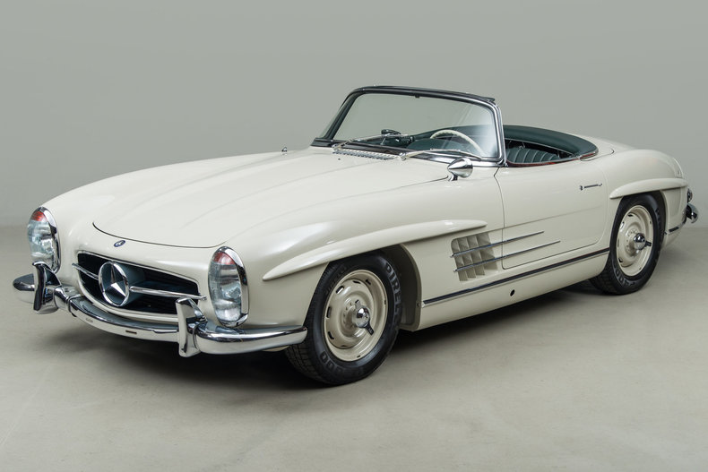 1961 Mercedes-Benz 300 SL Roadster_5597