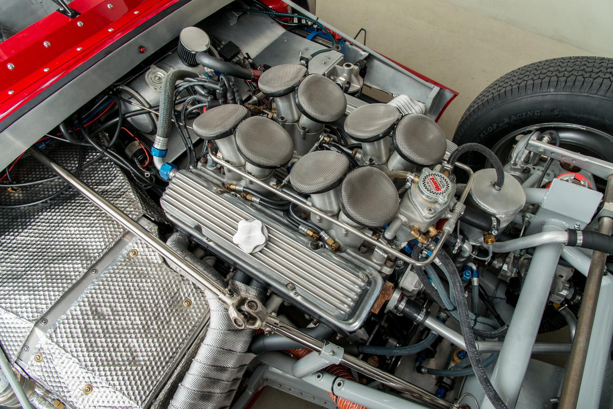 1959 Lister Chevrolet-Costin Prototype, RED, VIN BHL121