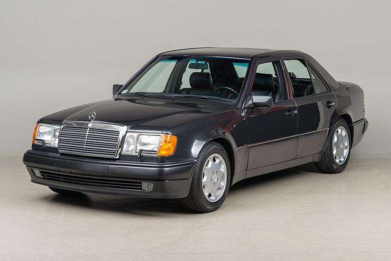 1993 Mercedes-Benz 500E , BLACK, VIN WDBEA36E9PB914462, MILEAGE 32829