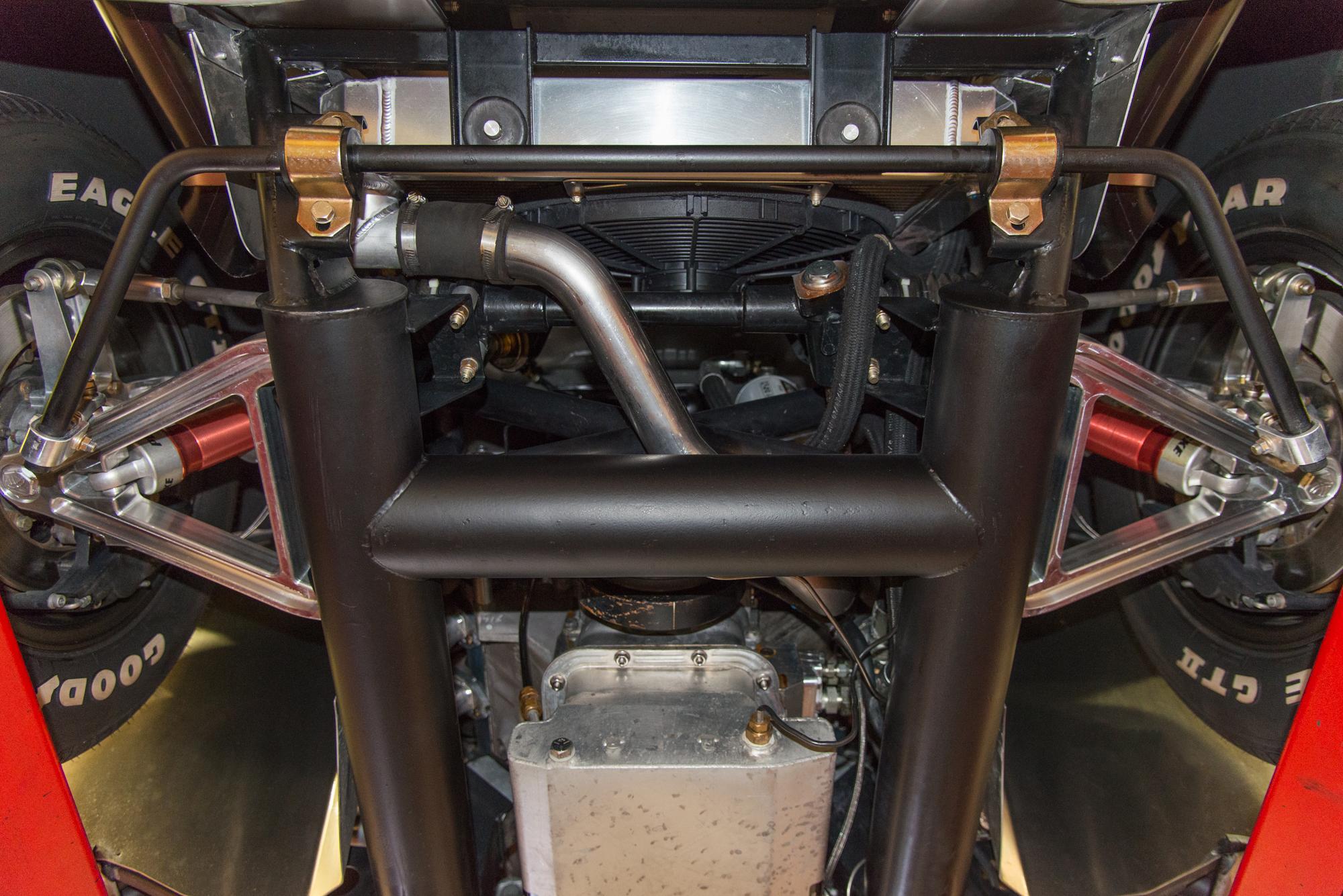 2005 Kirkham 427 Cobra , SILVER, VIN KC4HSLC0389, MILEAGE 2234
