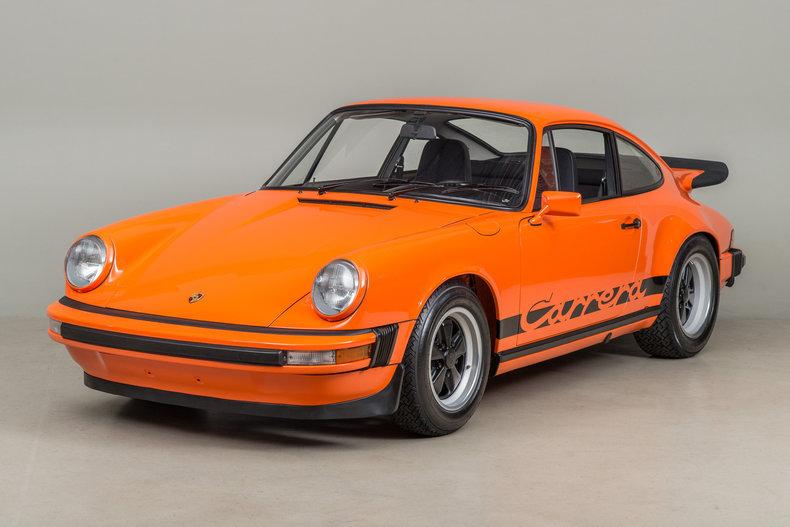 1975 Porsche 911 Carrera_5648