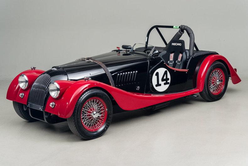 1964 Morgan 4/4 Series V Race car_4954