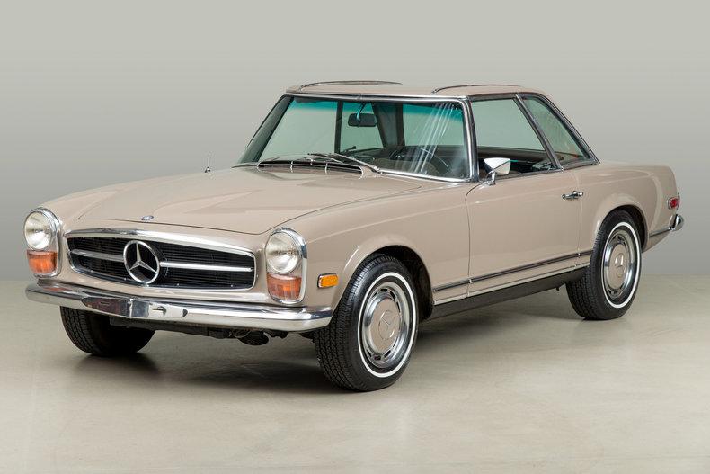 1968 Mercedes-Benz 280SL _5697