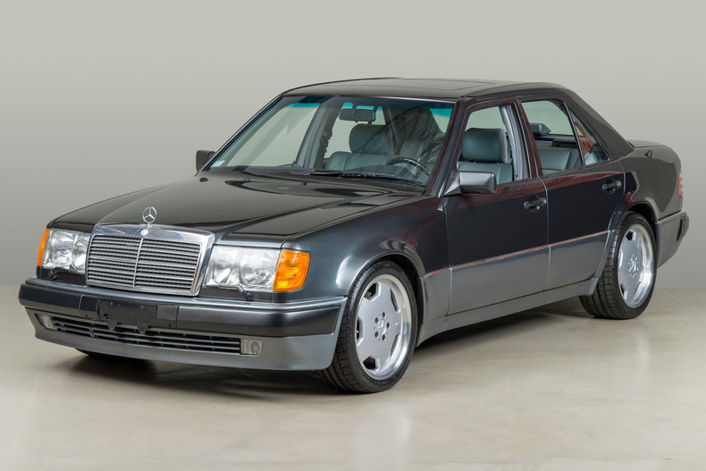 1993 Mercedes-Benz 500E _5700