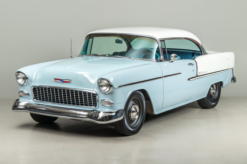1955 Chevrolet Bel Air _5727