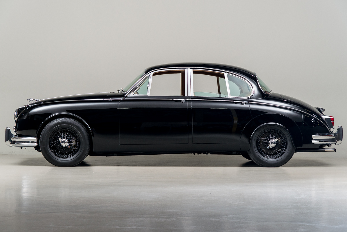 1960 Jaguar Mark II _4931