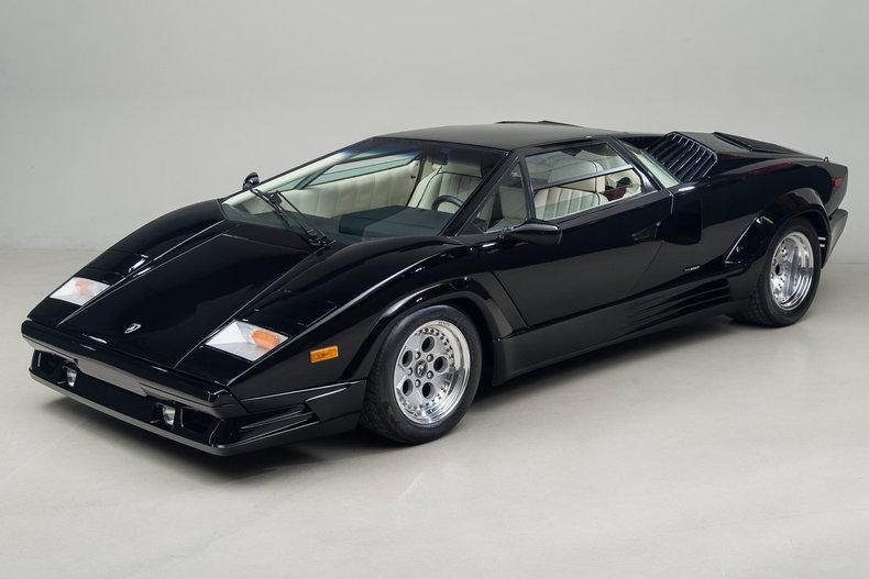 1989 Lamborghini Countach 25th Anniversary Edition_4939