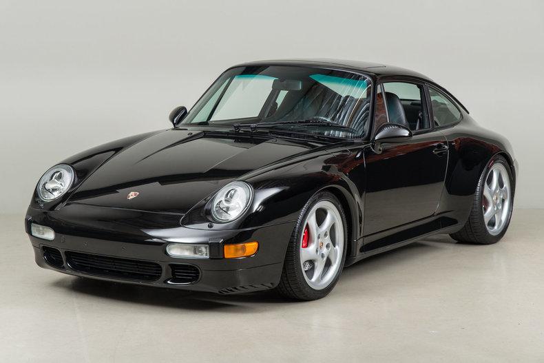 1998 Porsche 993 C2S _5764