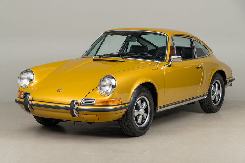 1971 Porsche 911 T _5785