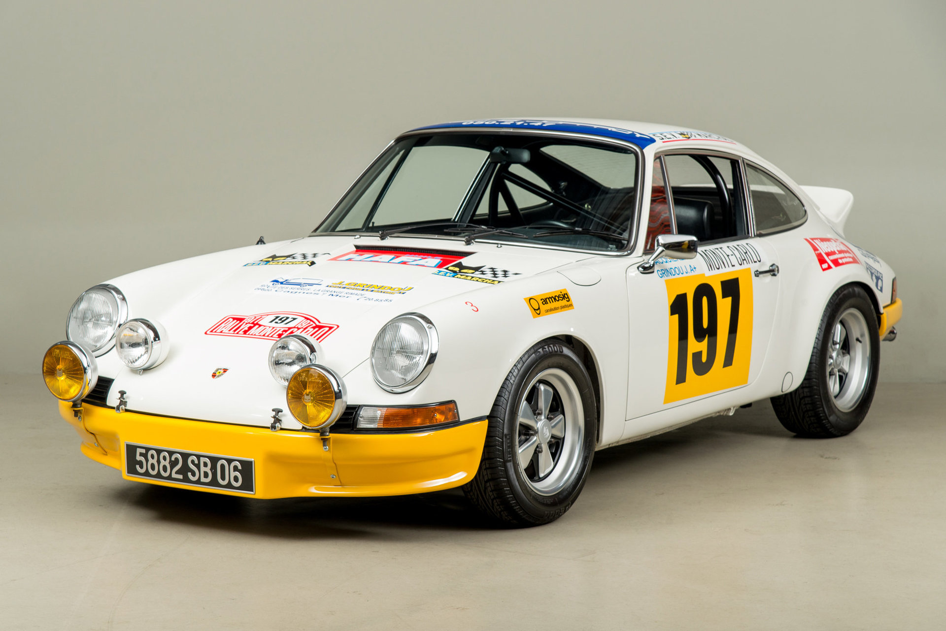 1973 porsche 911 carrera rs for sale 91282 mcg. Black Bedroom Furniture Sets. Home Design Ideas
