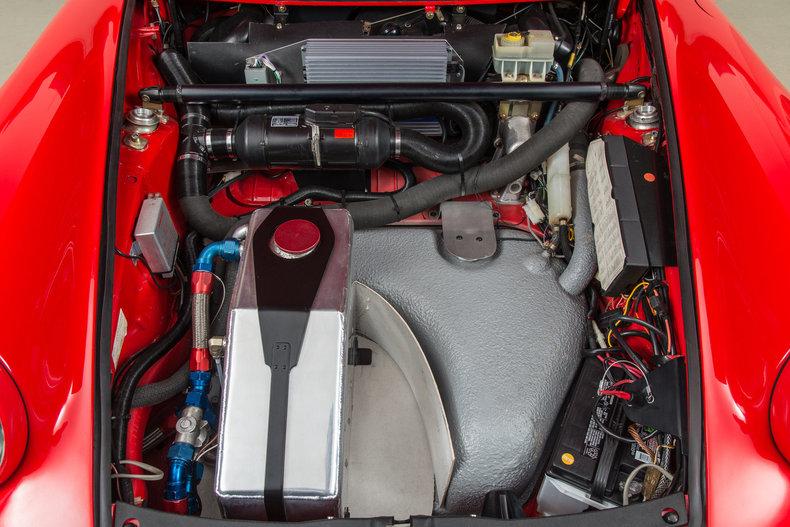 1989 Porsche 962 Twin-Turbo Speedster , GUARDS RED, VIN WP0EB0915KS173533, MILEAGE 2979