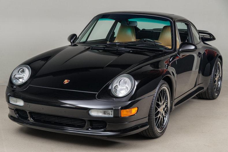 1998 Porsche 911 Carrera S, BLACK, VIN WP0AA2993WS320750, MILEAGE 19829