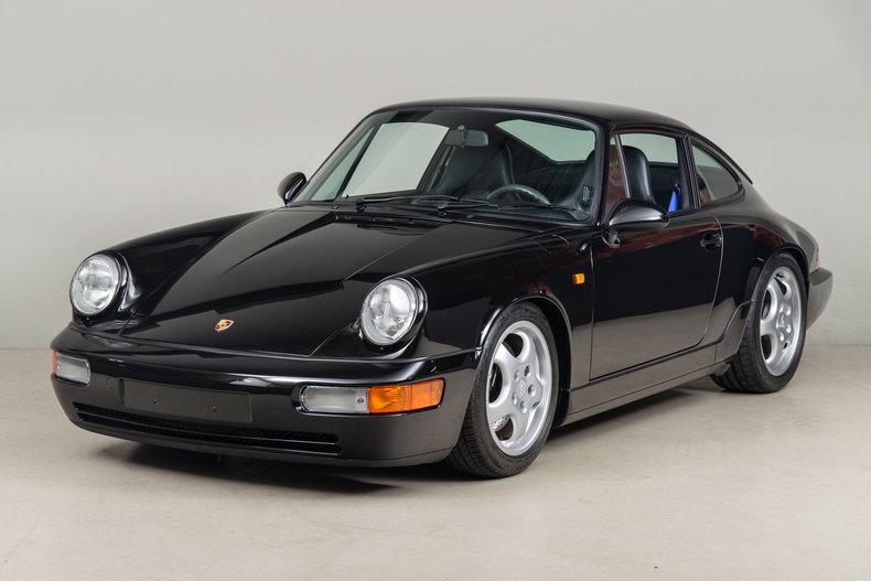 1992 Porsche 964 RS _5804