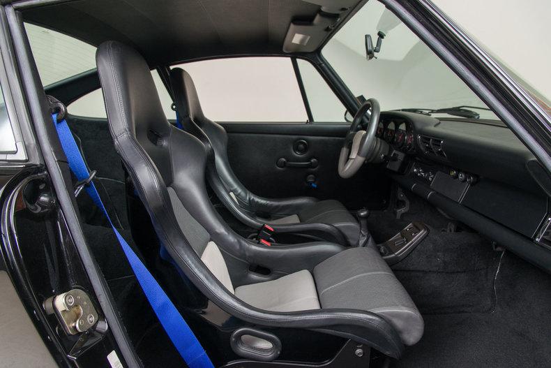 1992 Porsche 964 RS , BLACK METALLIC, VIN WP0ZZZ96ZNS490630, MILEAGE 3999