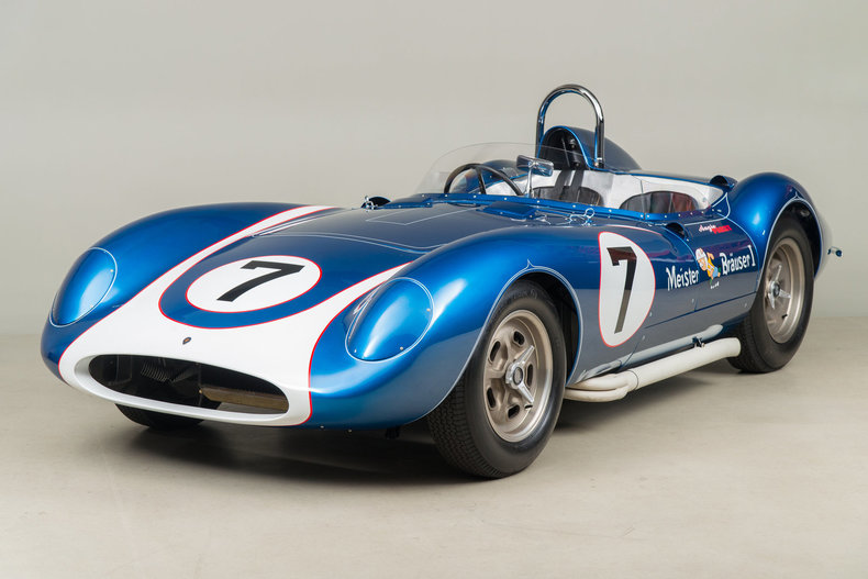 1958 Scarab MkII Sports Racer _5809