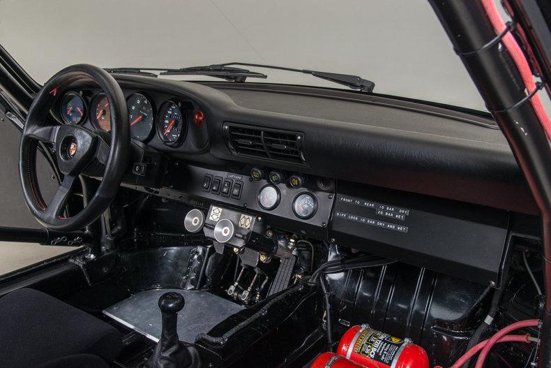1990 Porsche 964 Carrera 4 Leichtbau, BLACK, VIN 964-015, MILEAGE 2769