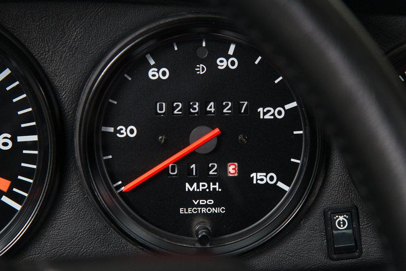 1979 Porsche 911 Turbo , SILVER, VIN 9309800756, MILEAGE 23427