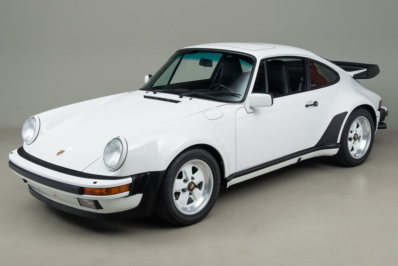 1989 Porsche 930 Turbo , WHITE, VIN WP0JB0934KS050273, MILEAGE 10575