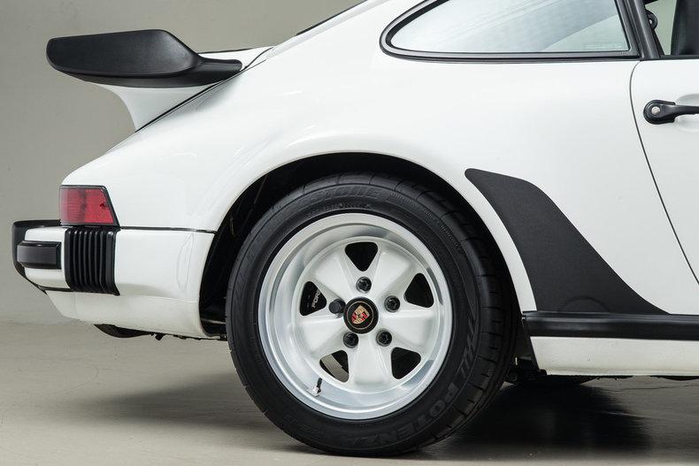 1989 Porsche 930 Turbo , WHITE, VIN WP0JB0934KS050273, MILEAGE 10575