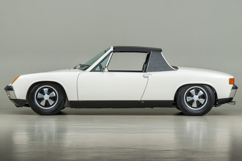 1970 Porsche 914-6 , LIGHT IVORY, VIN 9140430300, MILEAGE 394